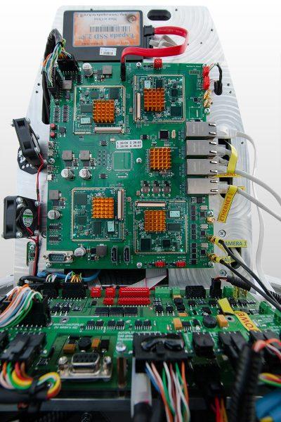 Autonomous robotic technology