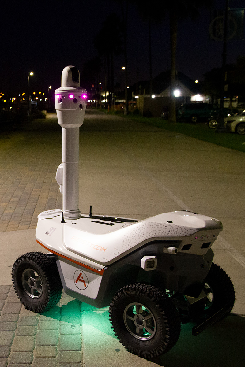 movement technology for small mobile robots