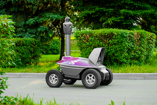 ROVER S5 security robot