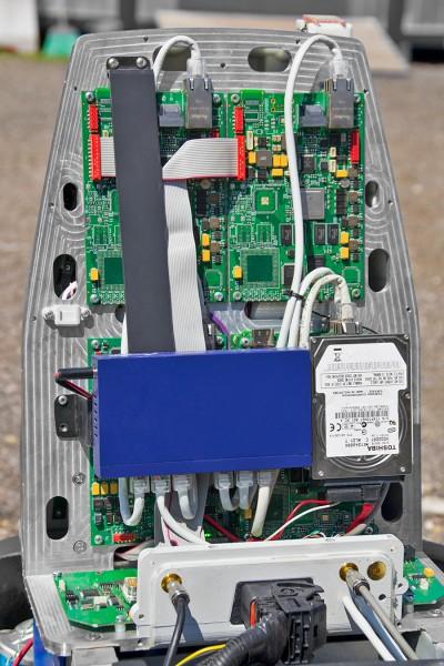 3D-Vision system for robot