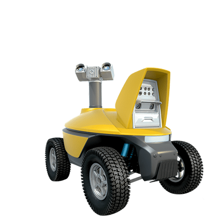 Electrical Substation inspection Robot
