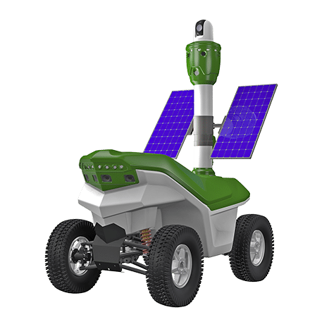 Security surveillance robot S5.2