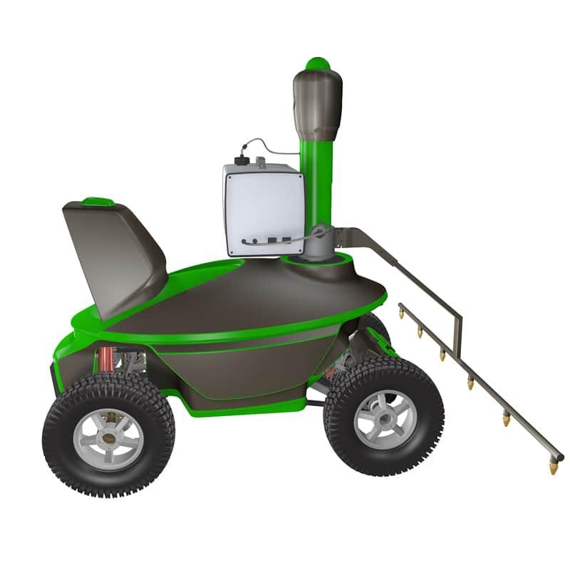 Agricultural robot - agricultural sprayer