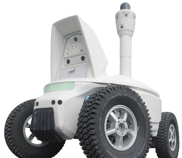 Smp Robotics Autonomous Mobile Security Robots Ugv For