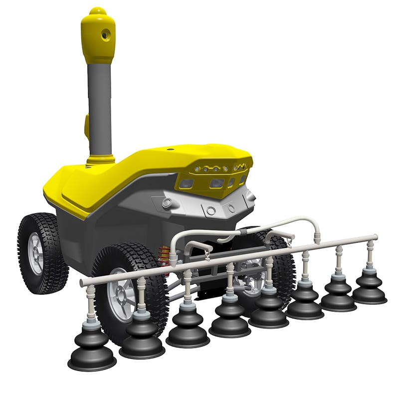 Gas leaks detection robot - underground_gas pipeline leak detection