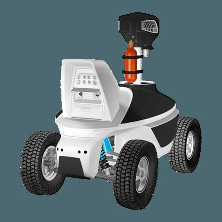 Mosquito Control Robot