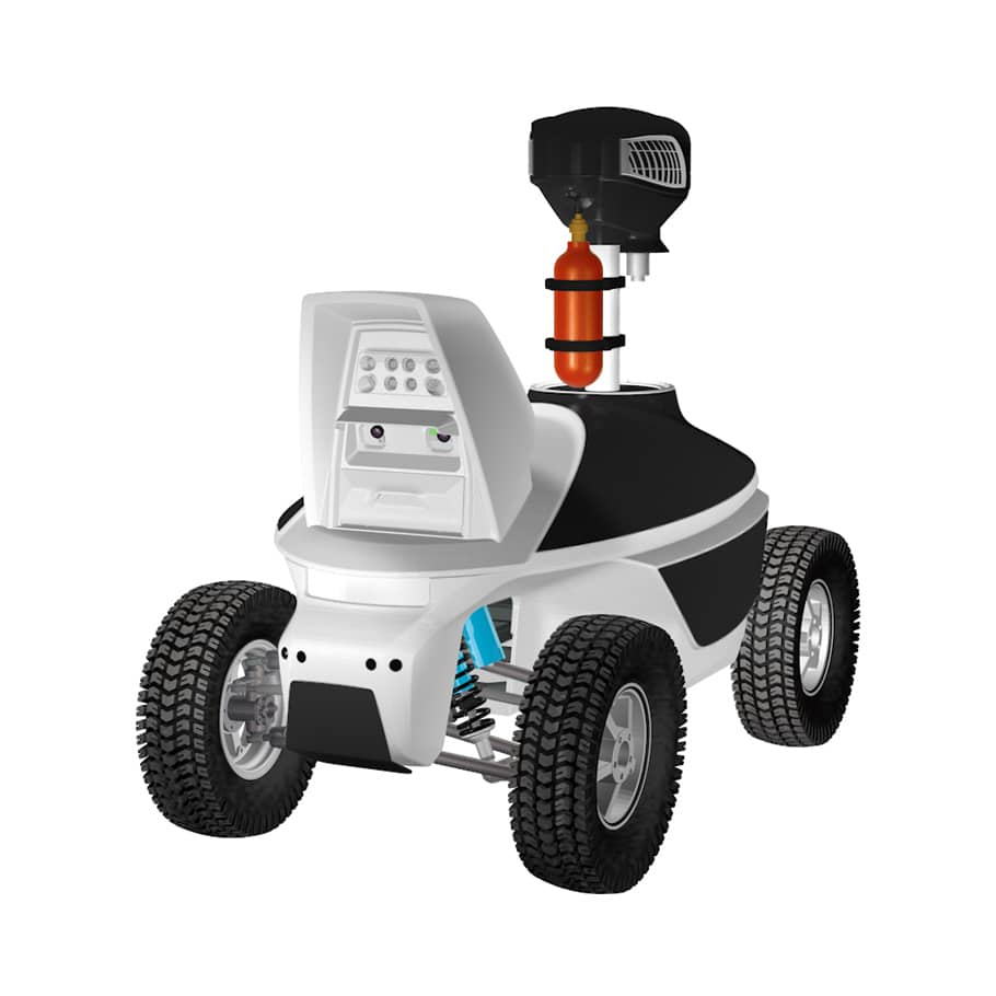 Mosquito trap robot - mosquito control