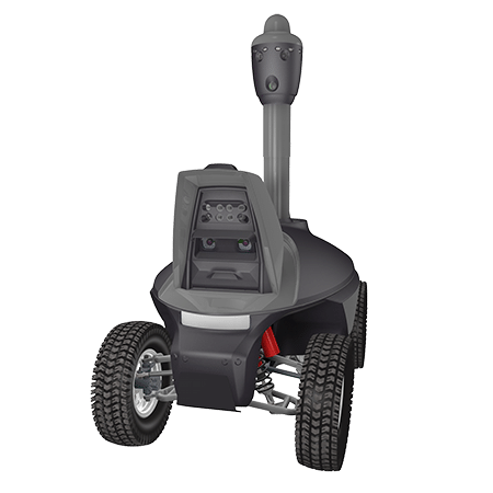 S5 HD restricted areas patrol robot