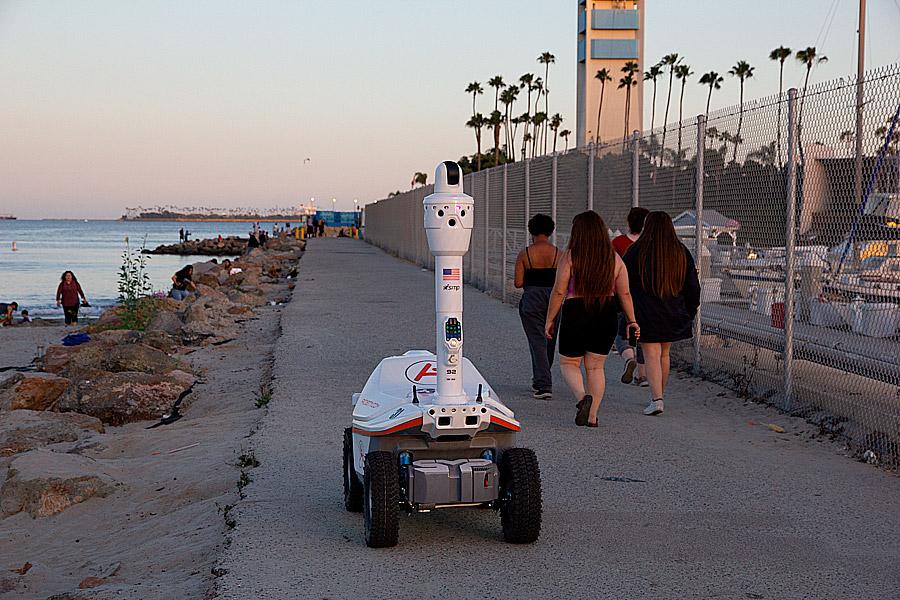 AI Autonomous Mobile Robot