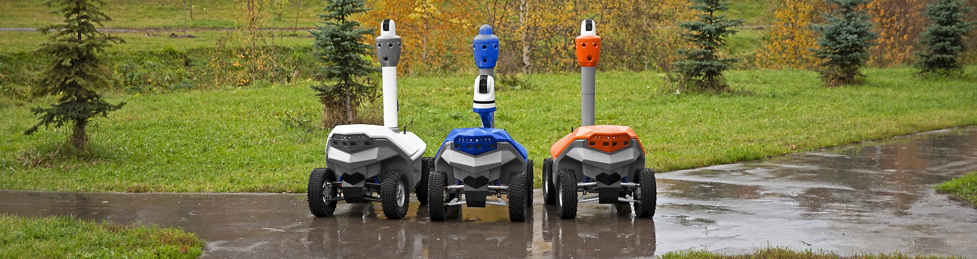 Autonomous ground vehicles S5.2