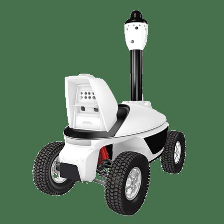 S5 Perimeter Control Robot