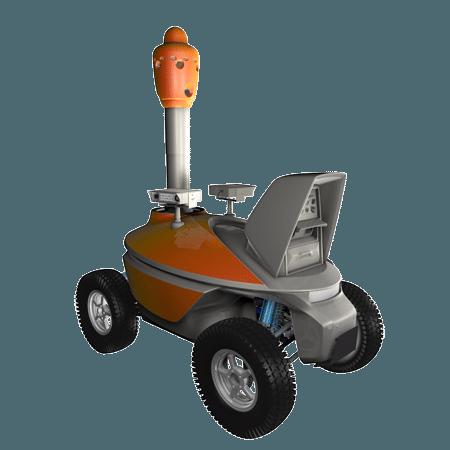 ALPR robot