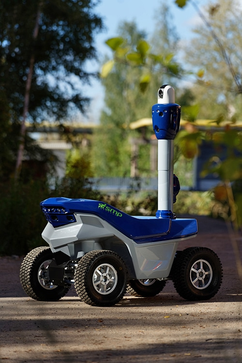 Best product for serial manufacturers in 2019 - Mobile robot S5.2