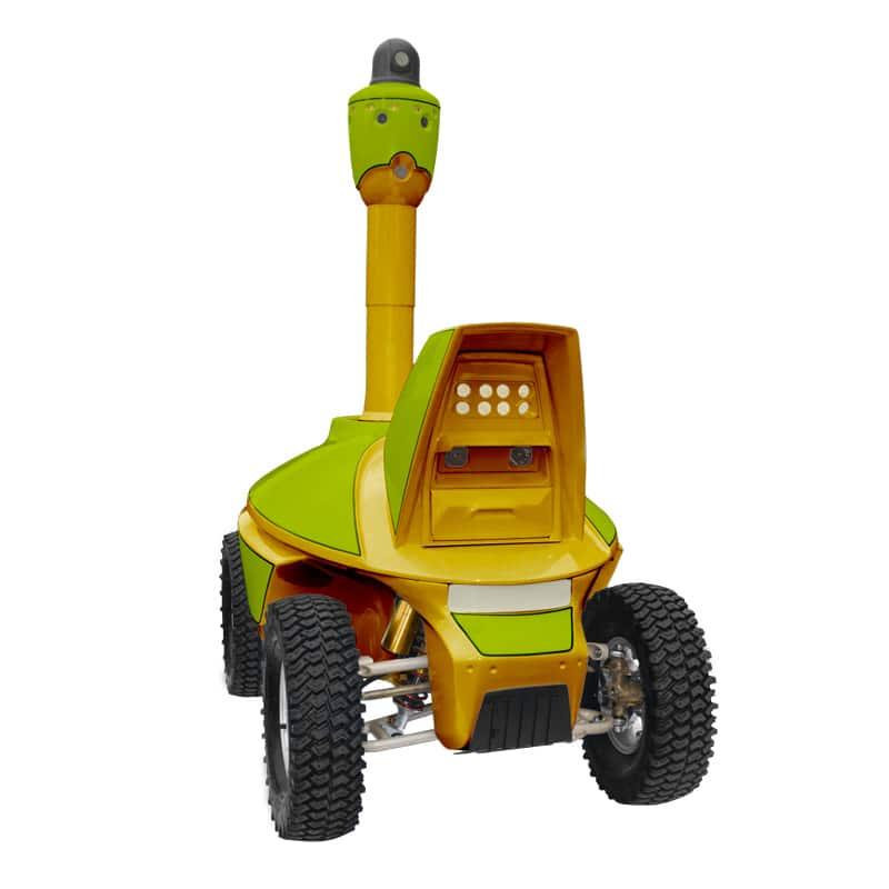 SMP Robotics security robot