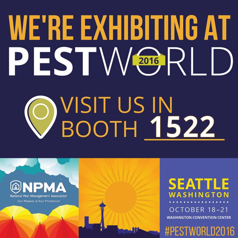 pest world 2016 exhibitors