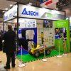Altech booth at ROBODEX 2017