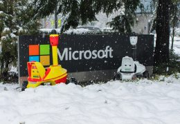Robotic Assistance Devices showcased S5 robots at the Microsoft campus