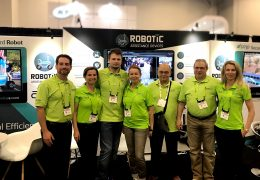 ISC West 2017 photo report from SMP Robotics