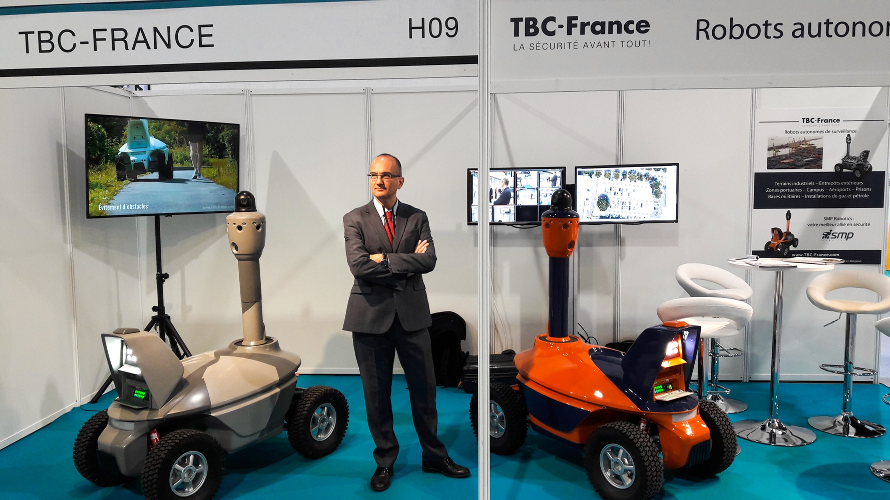 Robots in France