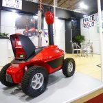 Security robot ISC Brazil 2017