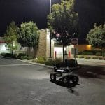 SMP Robotics S5.1 Robot Deployed at Shopping and Warehouse Center