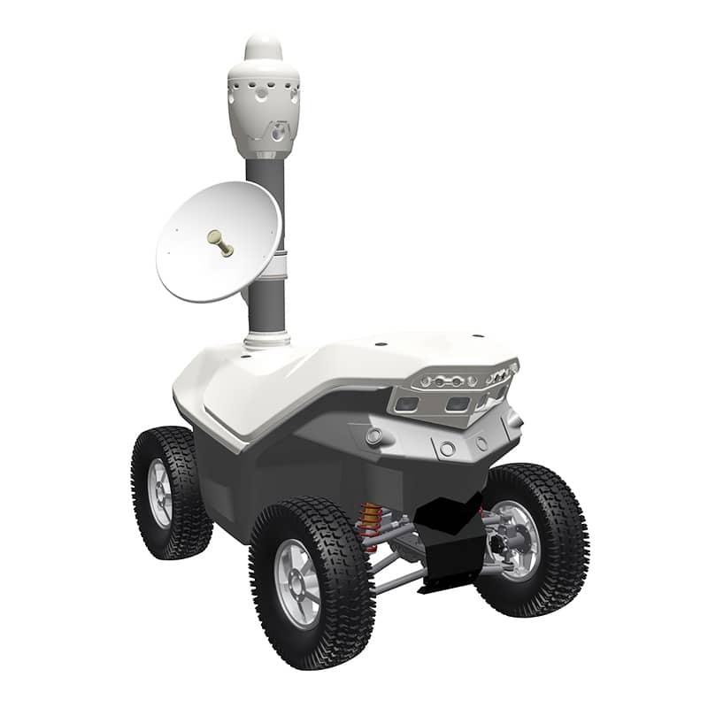 Robot for autonomous facilities