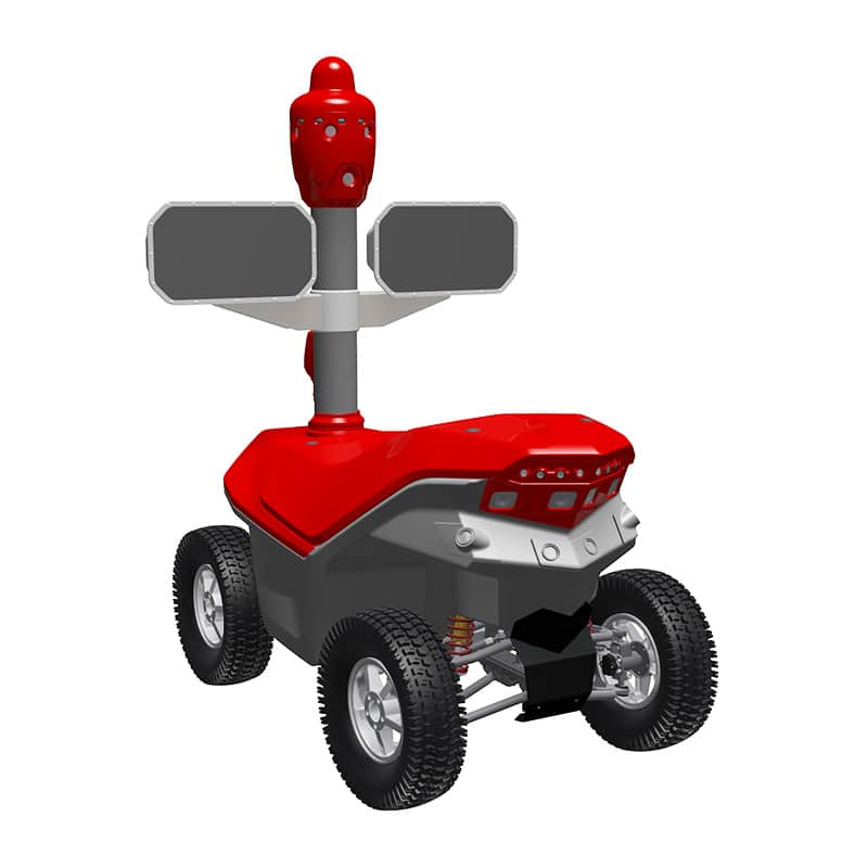 Security Guard Robot