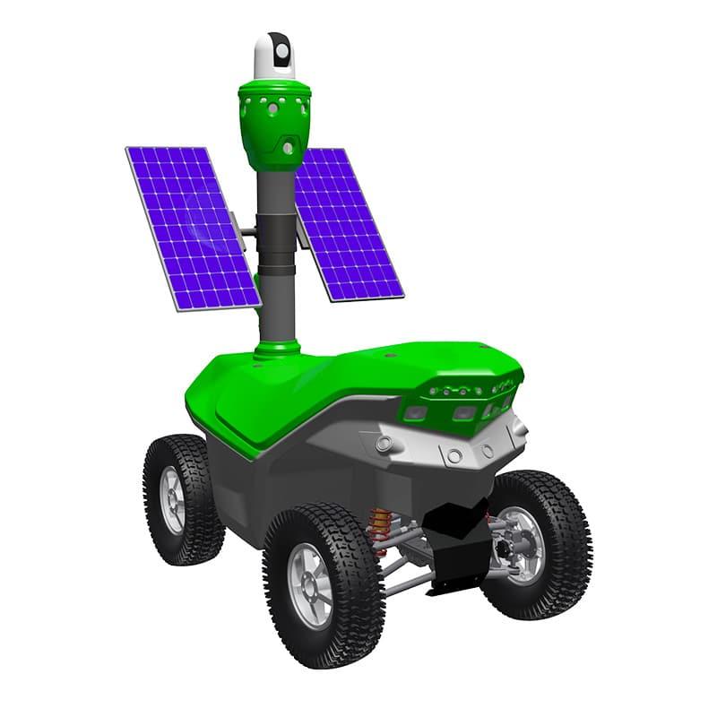 Security Surveillance Robot