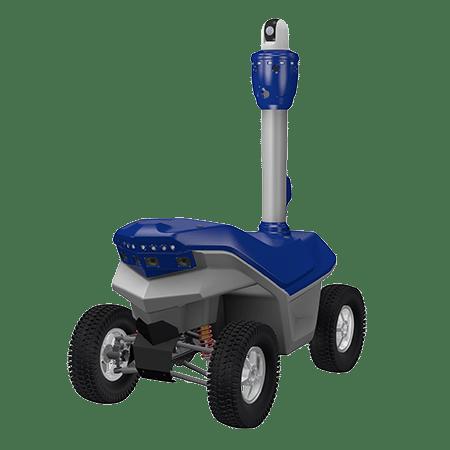 S5.2 PTZ IS Picard AI Surveillance Robot