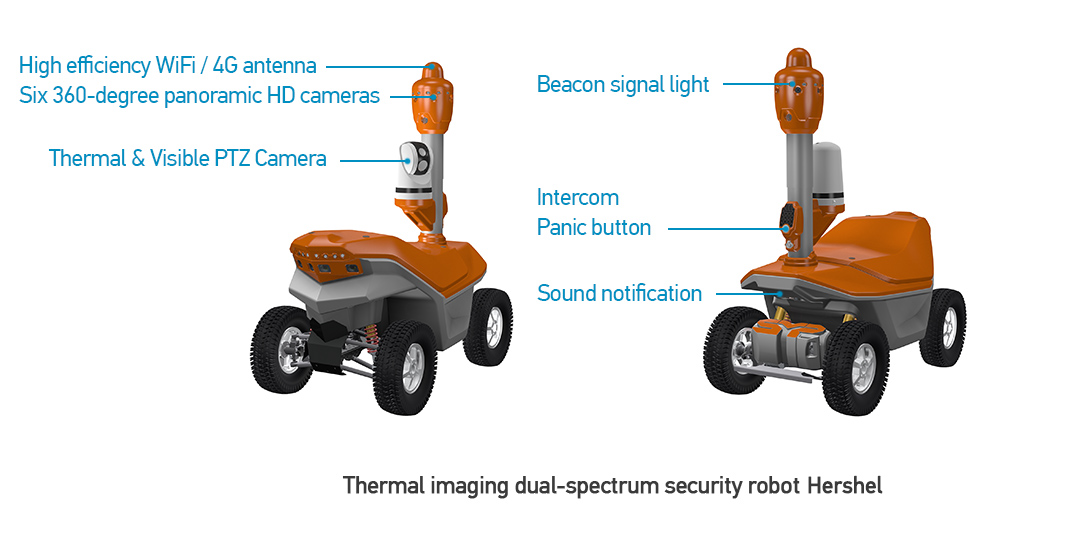 Thermal_imaging_dual_spectrum_security_robot_Hershel