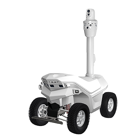 S5.2 IR Argus dual-spectrum security robot