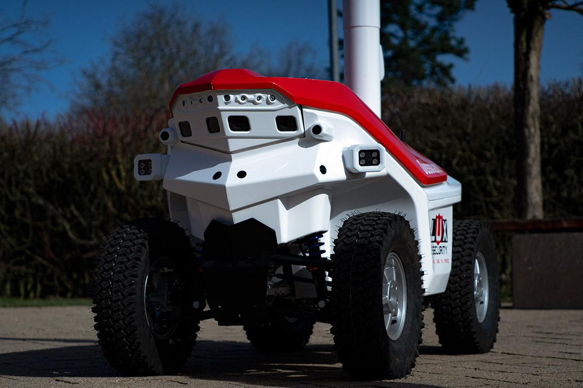 Emission free robot