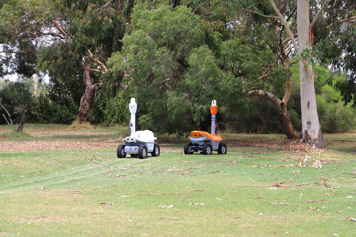 Robot hydrogen Australia