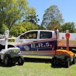 Security robots Australia