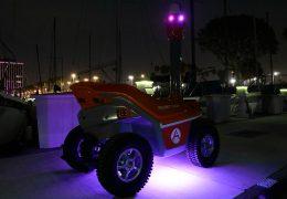 Security Robots 2021 in the Coronavirus Era