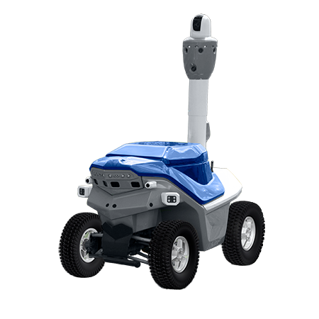 Robot for Last Mile Delivery