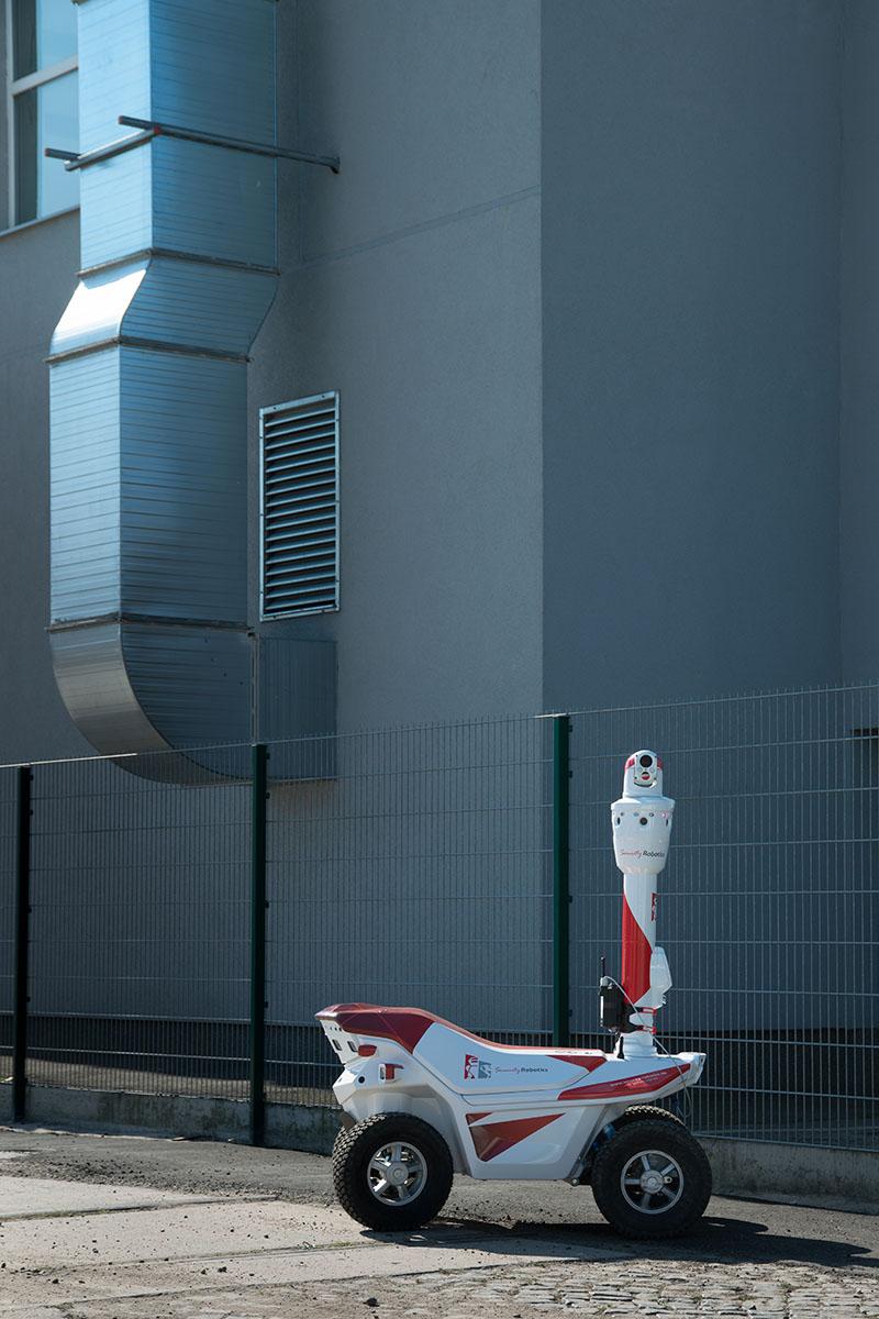 Security Robotics Development & Solutions GmBH