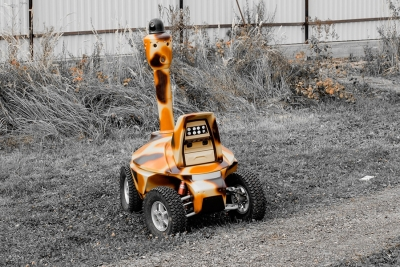 Autonomous Unmanned Ground Vehicle